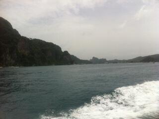プーケットからピピ島への行き方