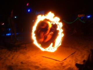 ピピ島のパーティー
