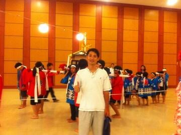 プノンペンの盆踊り大会