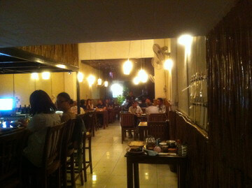 プノンペンの日本食レストラン