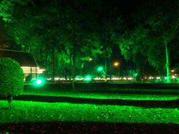 シェムリアップの夜
