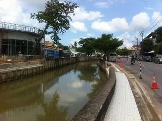 プーケットタウンのTakuapa通り