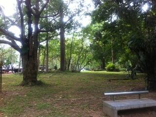 ラン・ヒルの公園