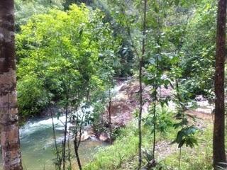 Tone Pariwat滝