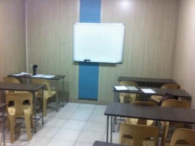 CIAの教室
