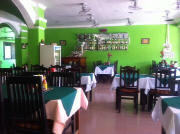 シェムリアップのレストラン
