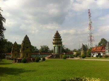 シェムリアップのお寺
