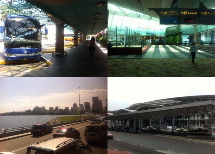 シンガポールからジョホールバルへの行き方
