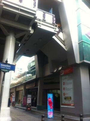 バンコクのタニヤビル
