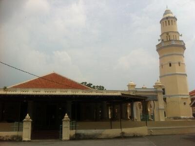 アチェ・ストリート・モスク