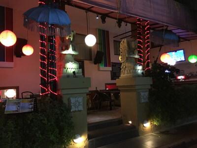 クタのレストラン