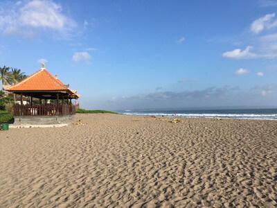 バリ島のスミニャックビーチ