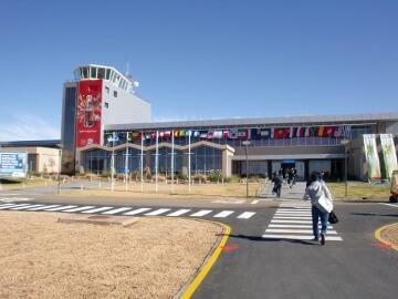 ブルームフォンテーン空港