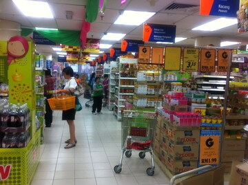 ジョージタウンのスーパーマーケット
