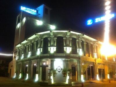 ジョージタウンのホテル
