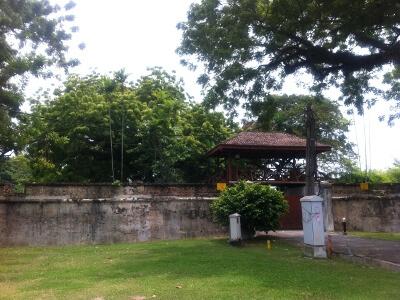 ジョージタウンのコーンウォリス要塞