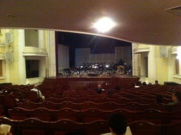 ホーチミンの市民劇場