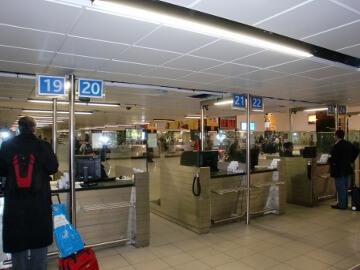 ヨハネスブルグ空港の治安