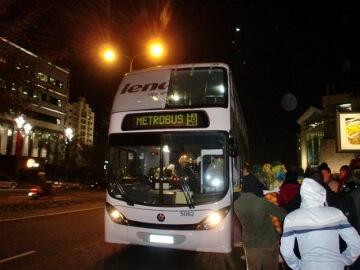ヨハネスブルグのバス