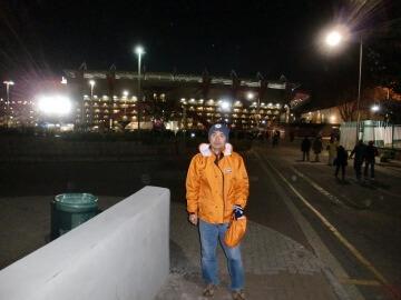 ヨハネスブルグのエリスパークスタジアム