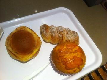 シティスクエアのパン屋