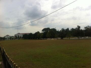 ジョホールバルの公園