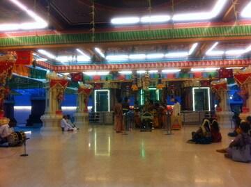 ジョホールバルのヒンドゥー寺院