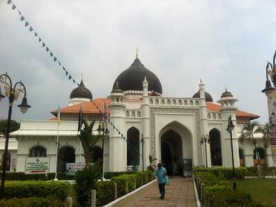 ジョージタウンのカピタン・クリン・モスク