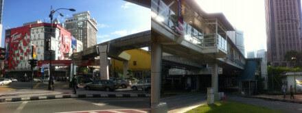 クアラルンプールのインビ・マーケット