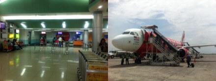 フィリピンからマレーシアへ