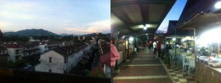 クアラルンプールのワンサ・マンジュ駅