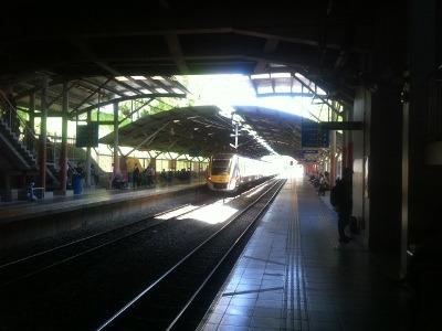 クアラルンプールのBank Negara駅