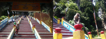 クアラルンプールのバトゥ洞窟