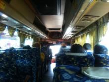 KL国際空港からセントラル駅行きのバス