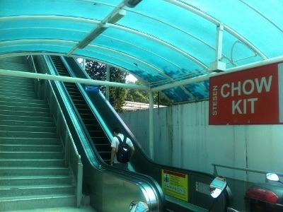 クアラルンプールのチョウキット駅