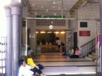 クアラルンプールのシク寺院