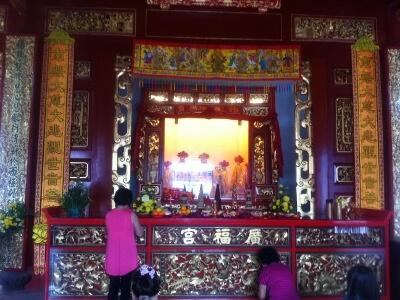 ジョージタウンのクアン・イン寺院