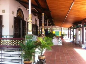 マラッカのトランケラ・モスク