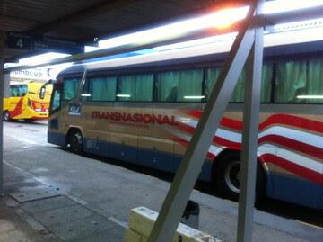 クアラルンプールからマラッカのバス
