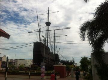 マラッカの海の博物館