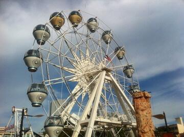 マラッカのミニ遊園地