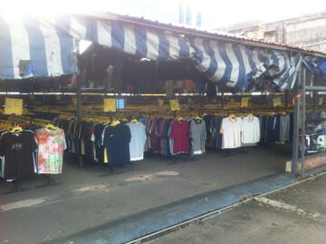 マラッカの洋服屋