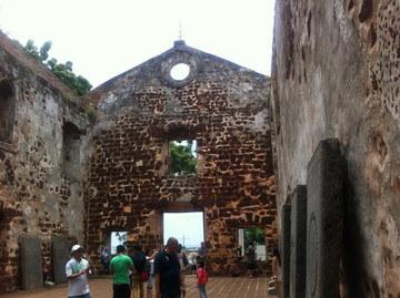 マラッカのセント・ポール教会