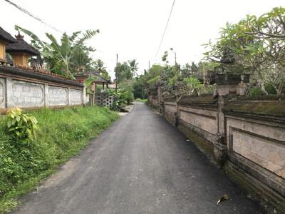 ウブドのニュー・クニン村