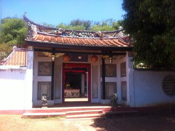 マラッカのポー・サン・テン寺院