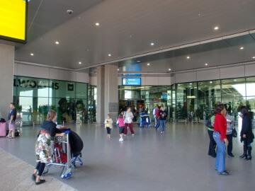 ダーバン空港の治安