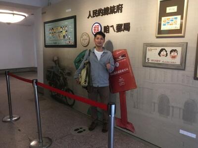 台湾の総統府