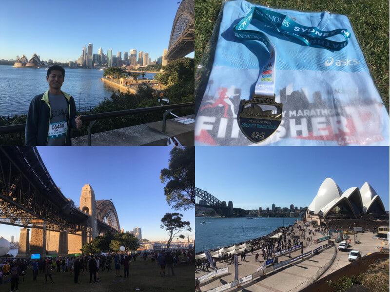 シドニーマラソン2017