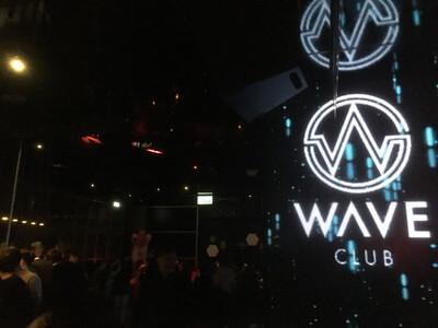 台北のクラブ