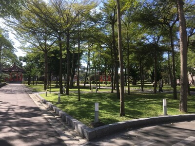 台北の和平公園